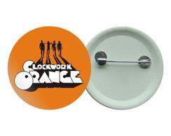 Botton 3,5 - Clockwork Orange