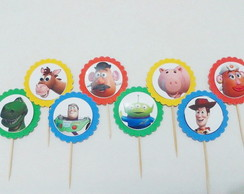 Topper doces Toy Story