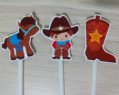 Super-Toppers Faroeste (Cowboy)