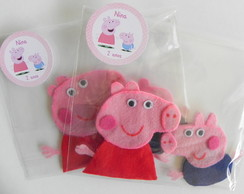 Dedoches Peppa e George