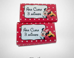 Chicletes Personalizados (Minnie)