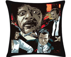 Almofada Pulp Fiction 45x45cm