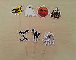 TOPPER PARA DOCE HALLOWEEN