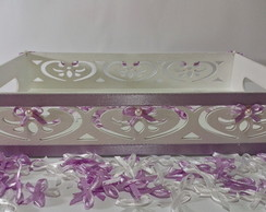 Bandeja MDF Decorada