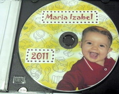 CD DVD Personalizado