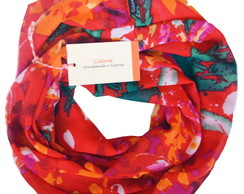 Infinity Scarf Rouge