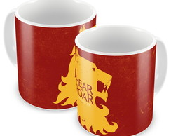 Caneca Game of Thrones - Casa Lanister
