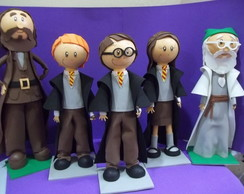 TURMA DO HARRY POTTER EM EVA