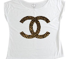 T-shirt Chanel Onça