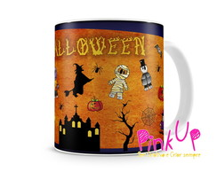 Caneca Customizada - Halloween