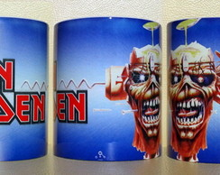 CANECA IRON MAIDEN - CAN I PLAY