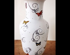 Vaso Arabesco Butterfly
