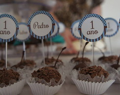 Topper para doces