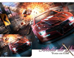Jogo Americano - Need For Speed