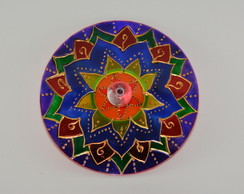 Porta Incenso Mandala