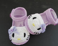 Sapatinho Hello kitty Lilas