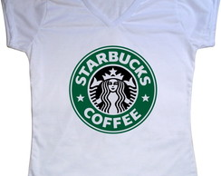 Camiseta Starbucks Coffee