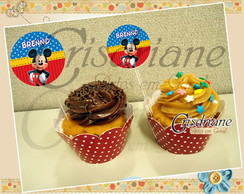 Toppers mickey colorido