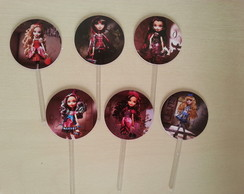 TOPPER PARA DOCE EVER AFTER HIGH