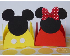 Mickey e Minnie [porta doces]
