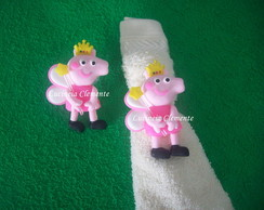Porta Guardanapo Peppa Princess