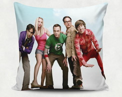 Almofada The Big Bang Theory