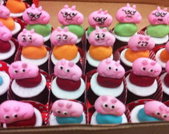 Bombons Decorados Peppa Pig