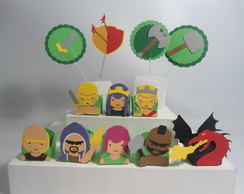 kit scrapfesta Clash of clans
