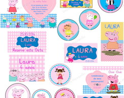 Kit Festa Peppa Pig II