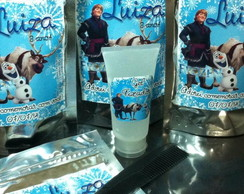 Frozen - Kit Gel Fixador