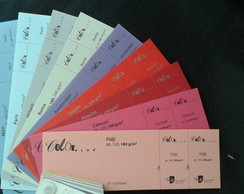 Papel Color Plus Fidji 180grs
