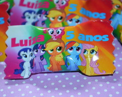 50 Balas My Little Pony Personalizadas