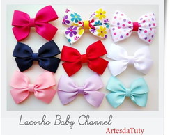 Lacinho Baby Channel