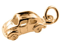 Pingente OURO 10K VW Fusca