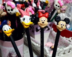Ponteiras Mickey Minnie Donald Margarida
