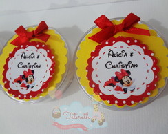 Latinha Minnie/Mickey
