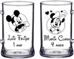 50 Canecas - Mickey e Minnie