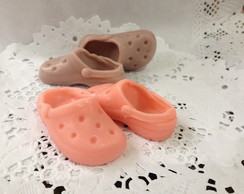 Crocks de sabonete glicerinado