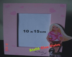 PORTA RETRATO 10X15 BARBIE