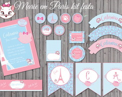 Festa Paris Pied Poulle Kit Digital