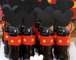 Coca-Cola Personalizada Mickey/Minnie