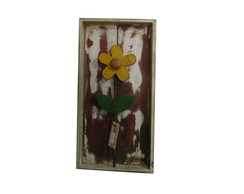 Quadro Flower Yellow