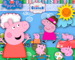 Kit Digital Peppa Pig e George 037