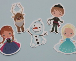 Tag Personagens Frozen Cute