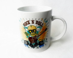 * CANECA - PREMIUM - ROCK AND ROLL