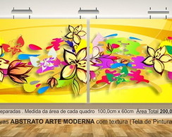 Quadro Painel Abstrato