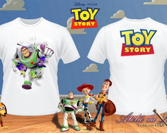 Camisa Personalizada - Toy Story