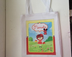 Eco bag personalizada minnie