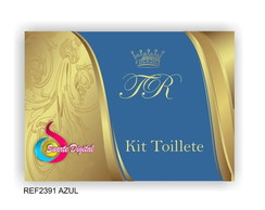 Kit Toilete Cód. 2391