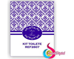 Kit Toilete 2600
